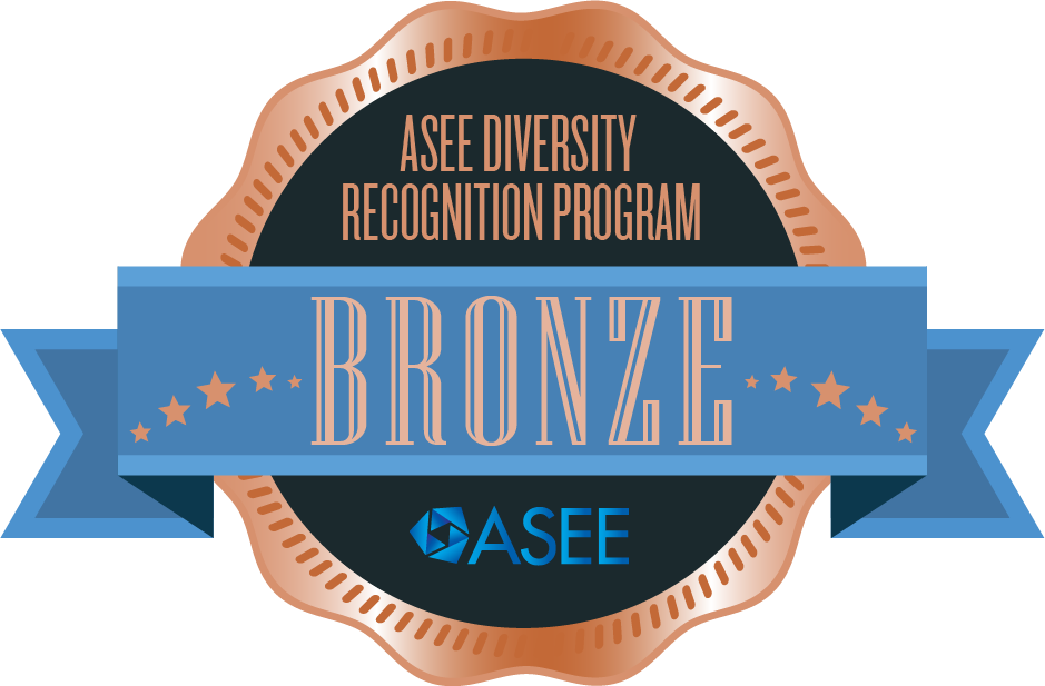 ASEE Diversity Recognition Badge Bronze
